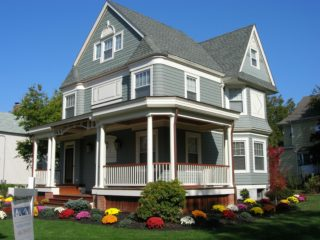 historic home exterior updates