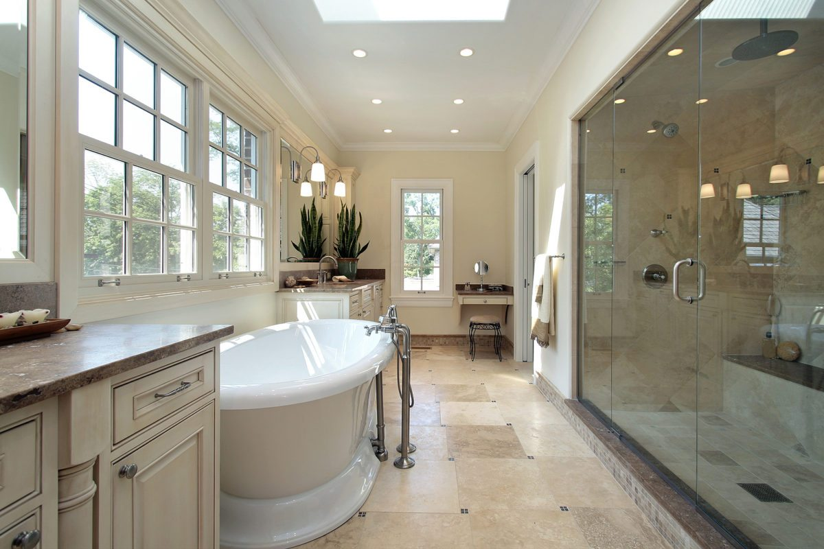 10 remodeling ideas to take your bathrooms to the next for Remodeling your bathroom ideas