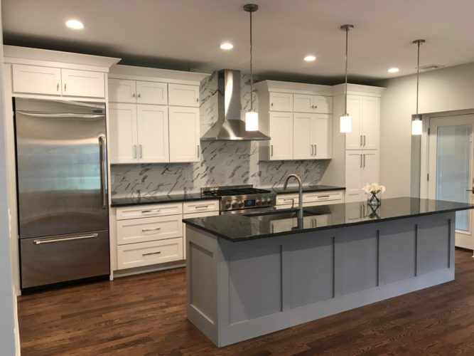 Updated Kitchen Remodel Sei Construction Inc