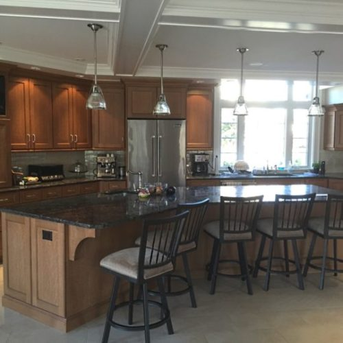 Updated-kitchen-with-cherry-cabinets-540x540