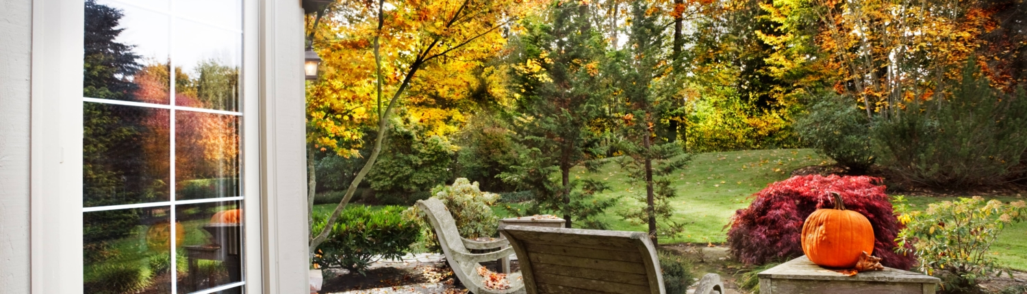 Fall remodeling in New Jersey