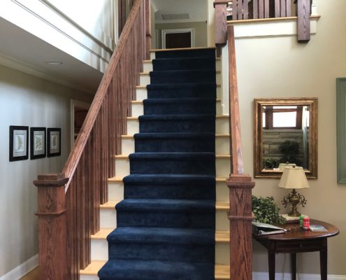 interior remodeling staircase