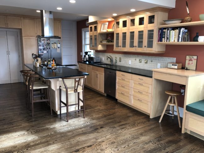 kitchen remodel addition